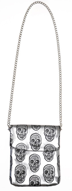 Disco Bag Crossbody Skull Mini