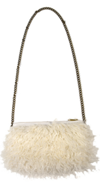 Tibetan Lamb Faux Fur Off White