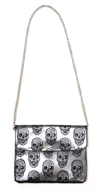 Disco Bag Crossbody Skull Maxi