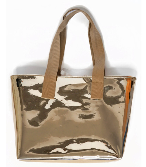 Stacy Tote Gold