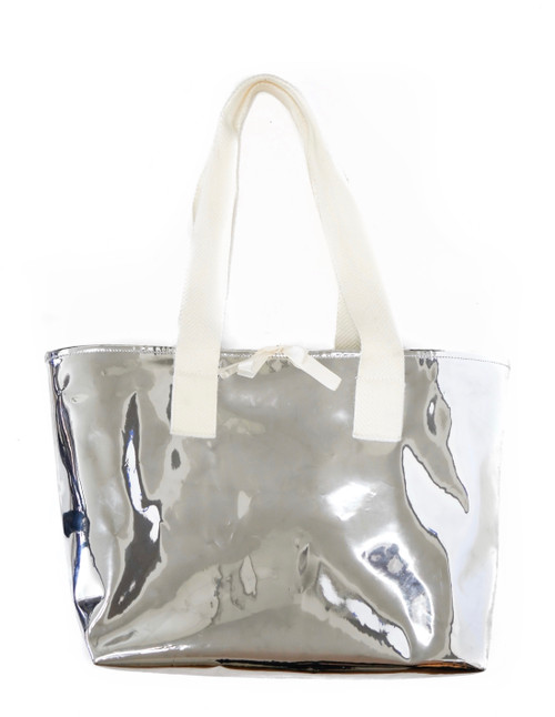 Stacy Tote Silver