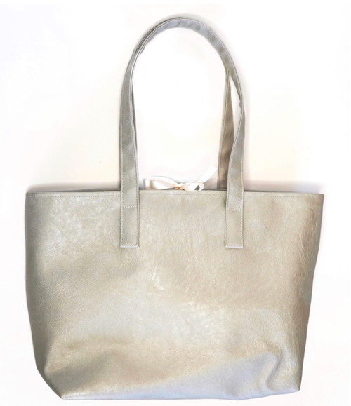 Stacy Tote Gray