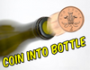 Coin Into Bottle 2p