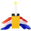 DiFatta Candle thru Silk Box Christmas Gospel