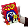 Pocket Sized Colouring Book Magic Makers Gospel Trick