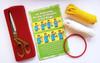 Magic Rope Set Scissors Gospel Magic Booklet Ring