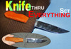 SPECIAL - Knife thru Everything - Push a knife thru paper, card or clothing a leave it unharmed!