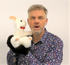 Charley Rabbit Puppet Magic Trick