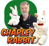 NEW - Charley Rabbit - with Complete Puppet Package - Book & Props - A show stopping puppet routine
