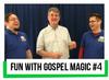 Fun with Gospel Magic Paul Morley Tricks Church Schools Kids