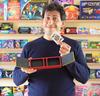 Comedy Sliding Card Box Difatta Magic Trick Gospel