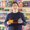 Difatta Comedy Sliding Card Box - Great Fun & and Amazing Audience Reaction - Lost & Found.
