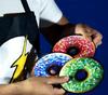 Burnt Donut Mago Magic Trick Comedy Kids Gospel