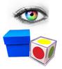Die Vision Tel-e-vision Color Vision Magic Trick Gospel