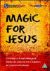 Best Seller - Magic For Jesus DVD- 21 Easy to Do Gospel Magic Lessons - Never be stuck for ideas for Gospel Magic again!
