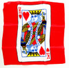 King of Hearts Silk Gospel Magic Trick