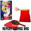 Red Zipper Pro Change Bag Magic Trick