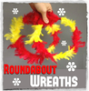 Transformation Coloured Wreaths