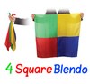 Silk 4 square blendo 36 inch