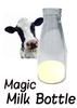 Evaporating Milk Bottle Magic Trick