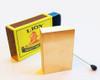 Brass Block Match Box Penetration Magic Trick