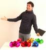 DiFatta Flower Wallet Magic Trick Illusion Mylar