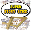 Super Story Stick - Fred with the Wobbly Legs - Gospel Magic Object Lesson