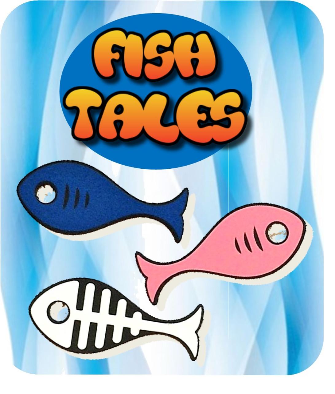 Fish Tales Gospel Magic Trick