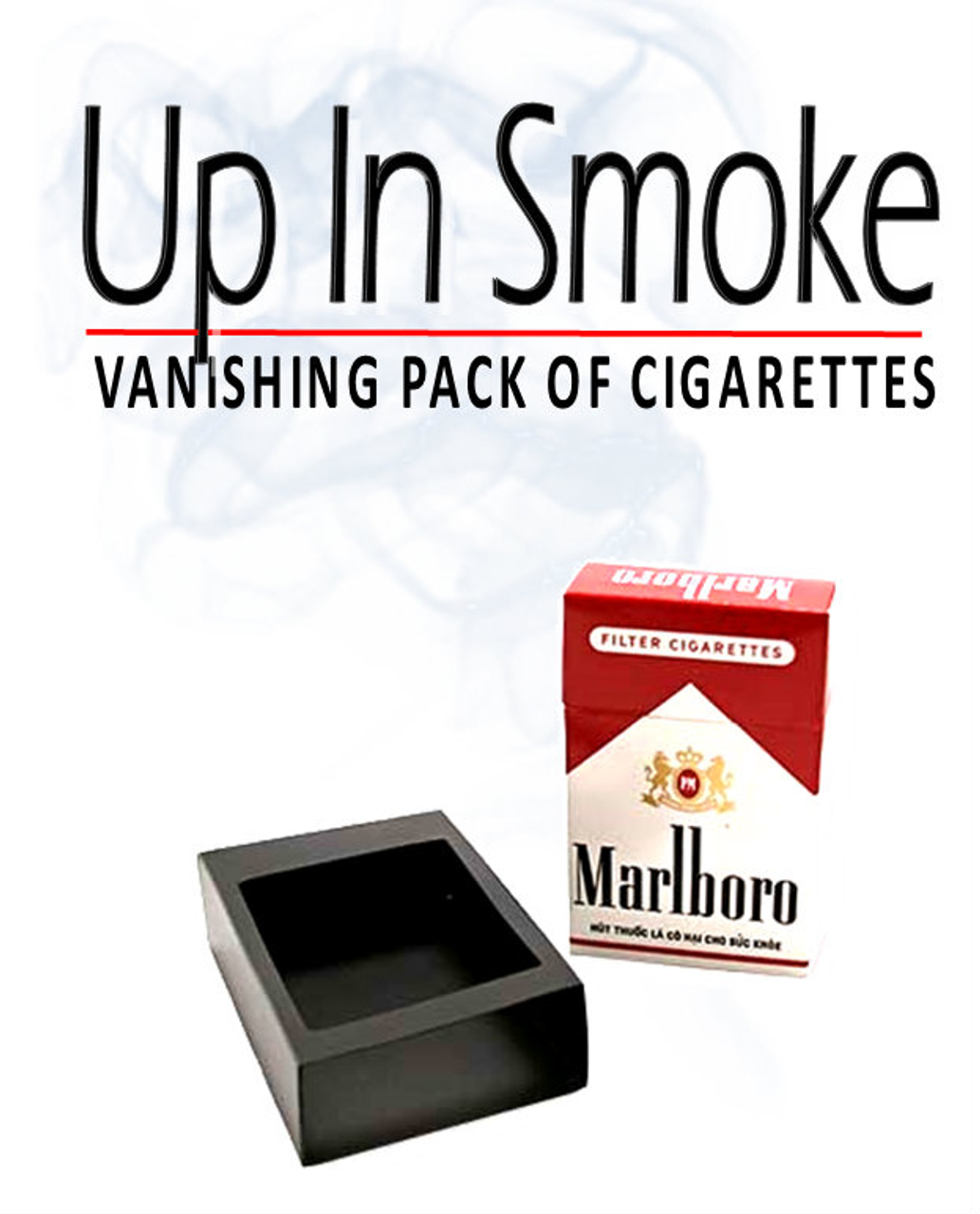 Vanishing Cigarette Case Box Gospel Magic Trick