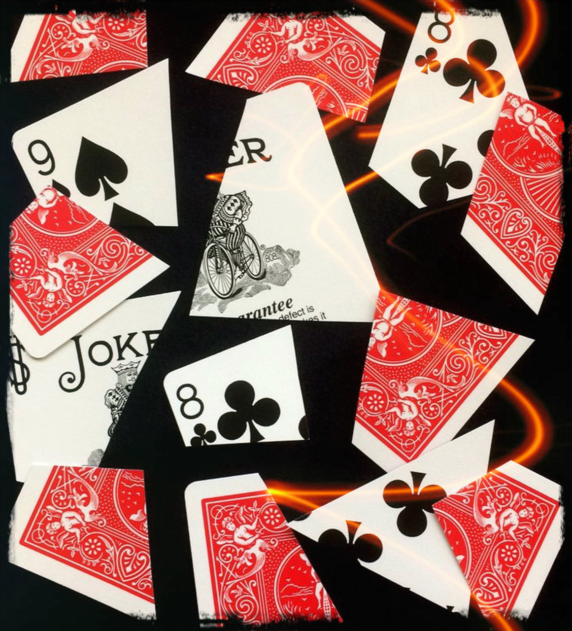Torn & Restored Playing Card DiFatta Trick Gospel