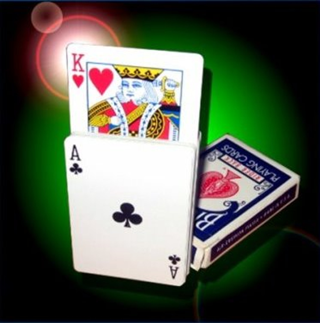 Rising Card Magic Trick Gospel Resurrection Risen