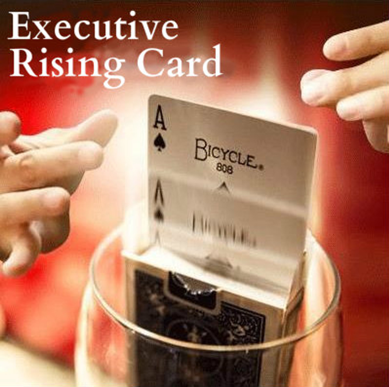 Executive Rising Card Pro Gospel Magic