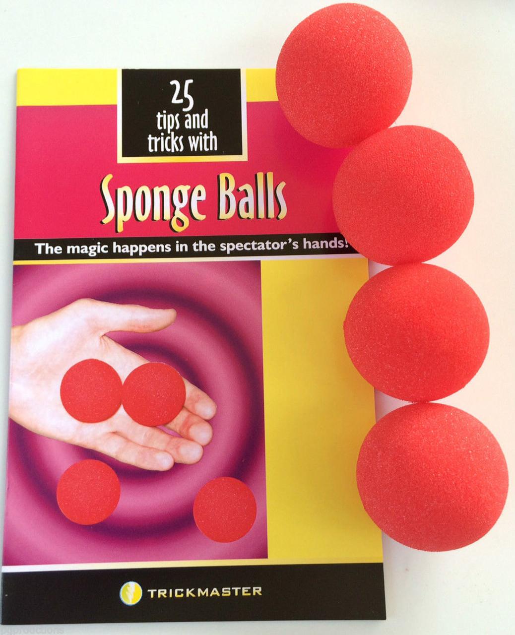 Goshman Sponge Balls Gospel Magic Christian