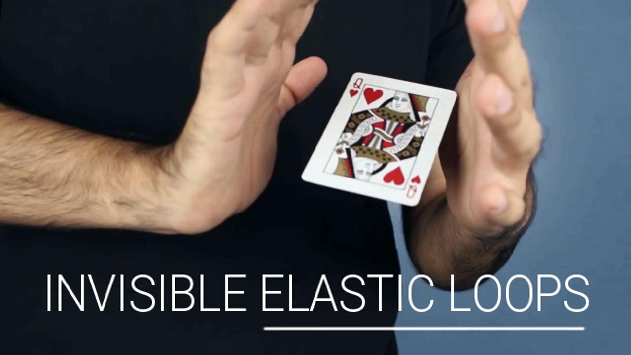 Invisible Elastic Loops Magic Trick Gospel Levitation