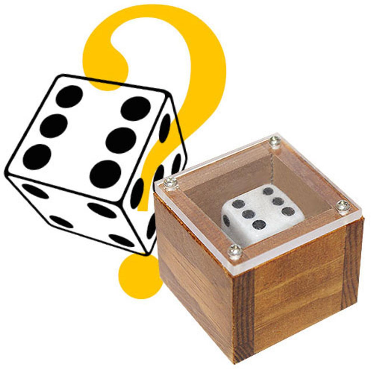 Impossible Prediction Die Magic Trick Gospel Badlands Bob