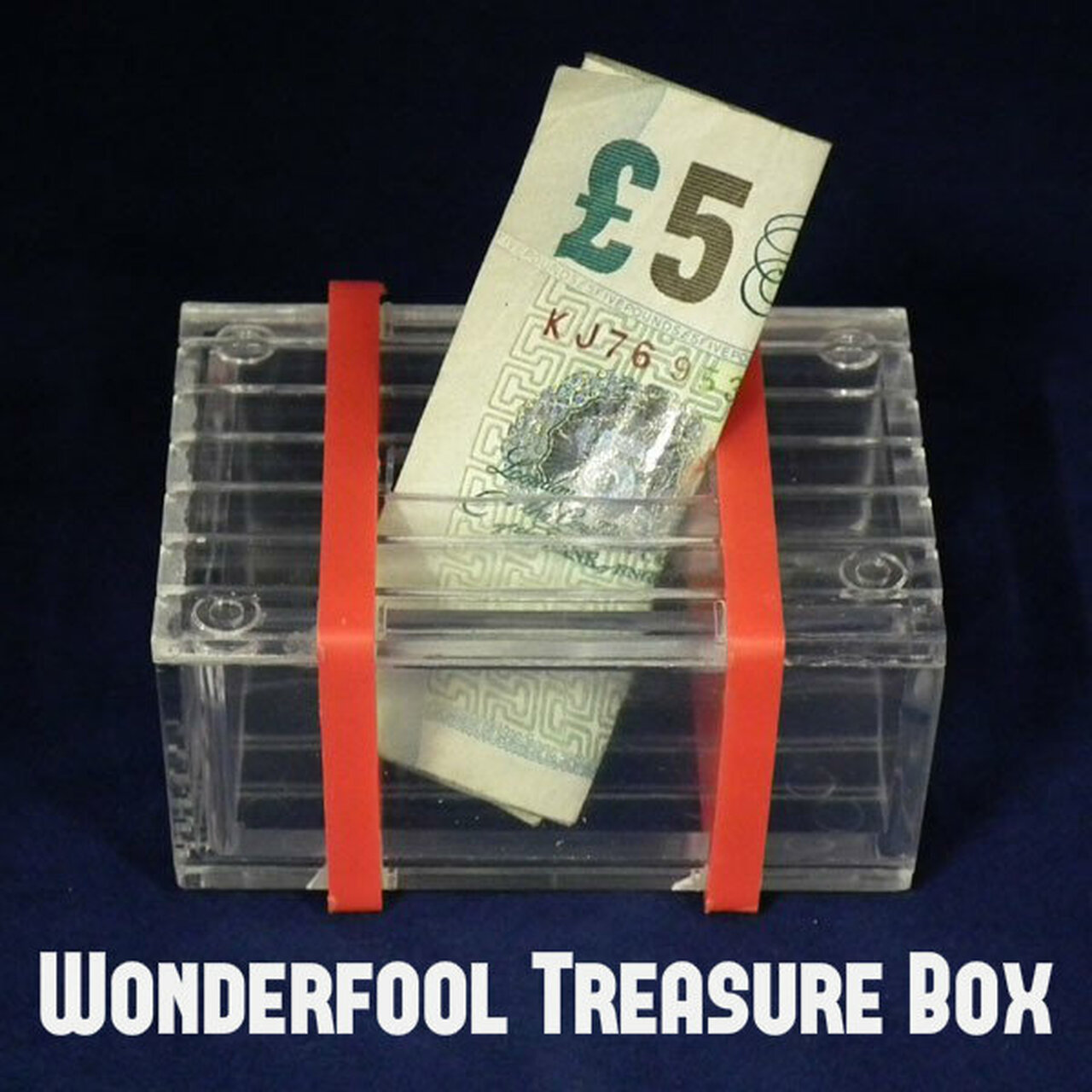 Wonderfool Treasure Box Puzzle Magic Trick Gospel