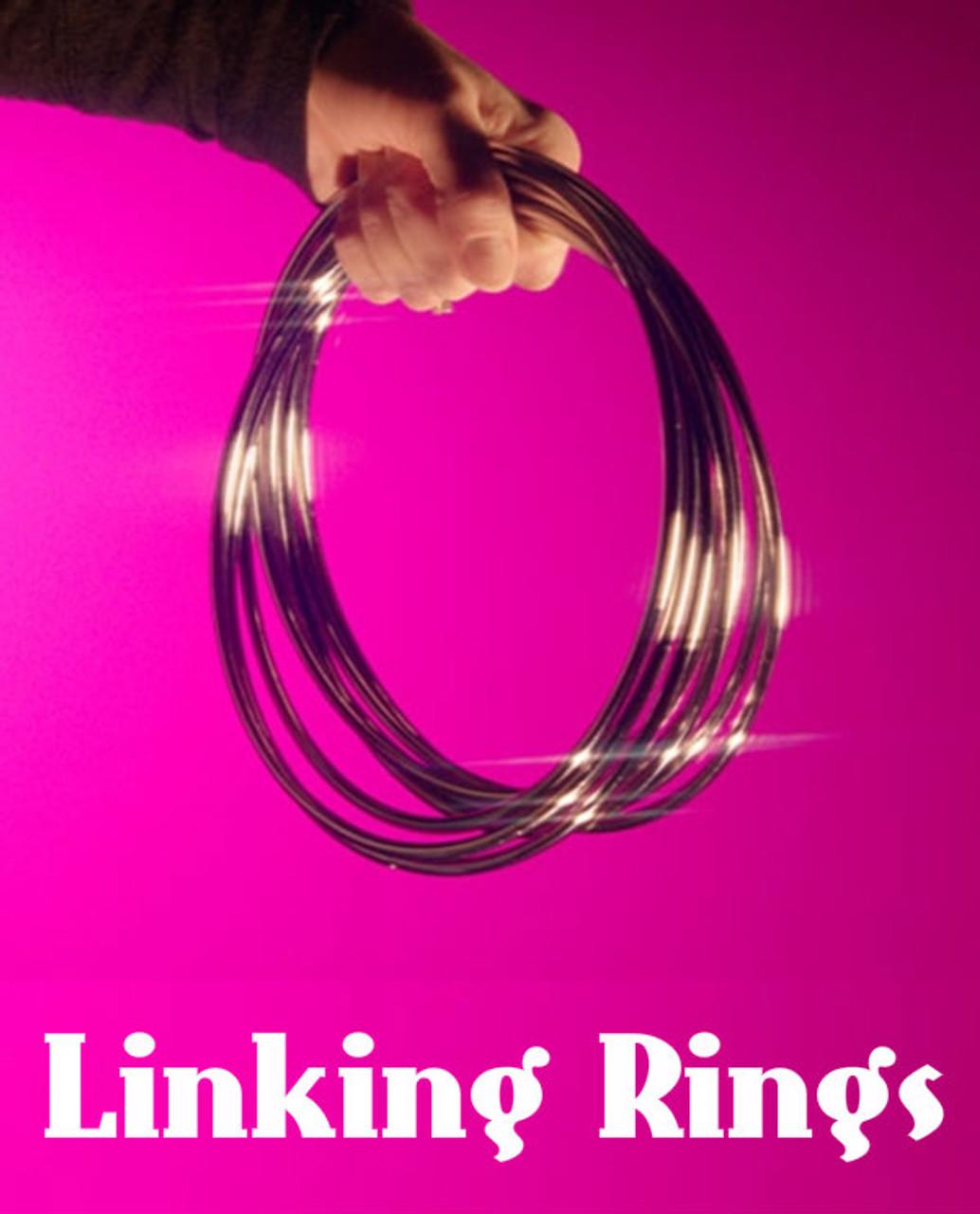 Linking Rings Magic Trick Gospel Kids