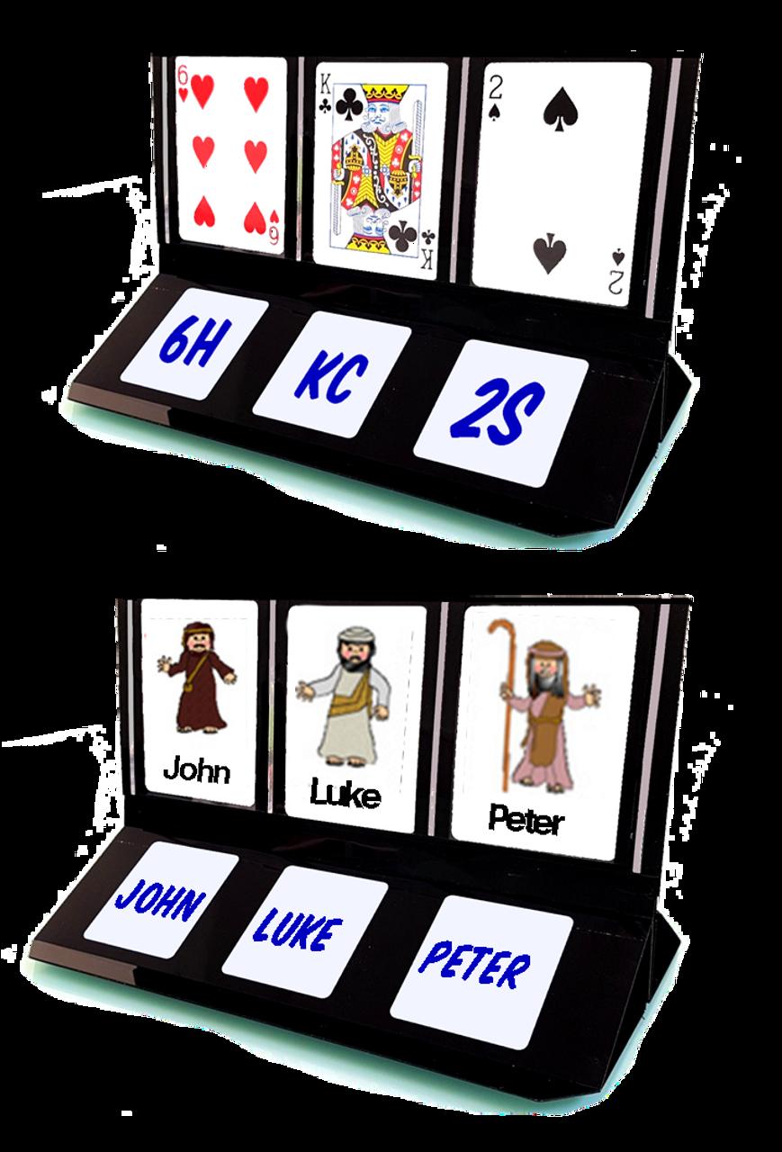 Trinity Magic Trick Prediction