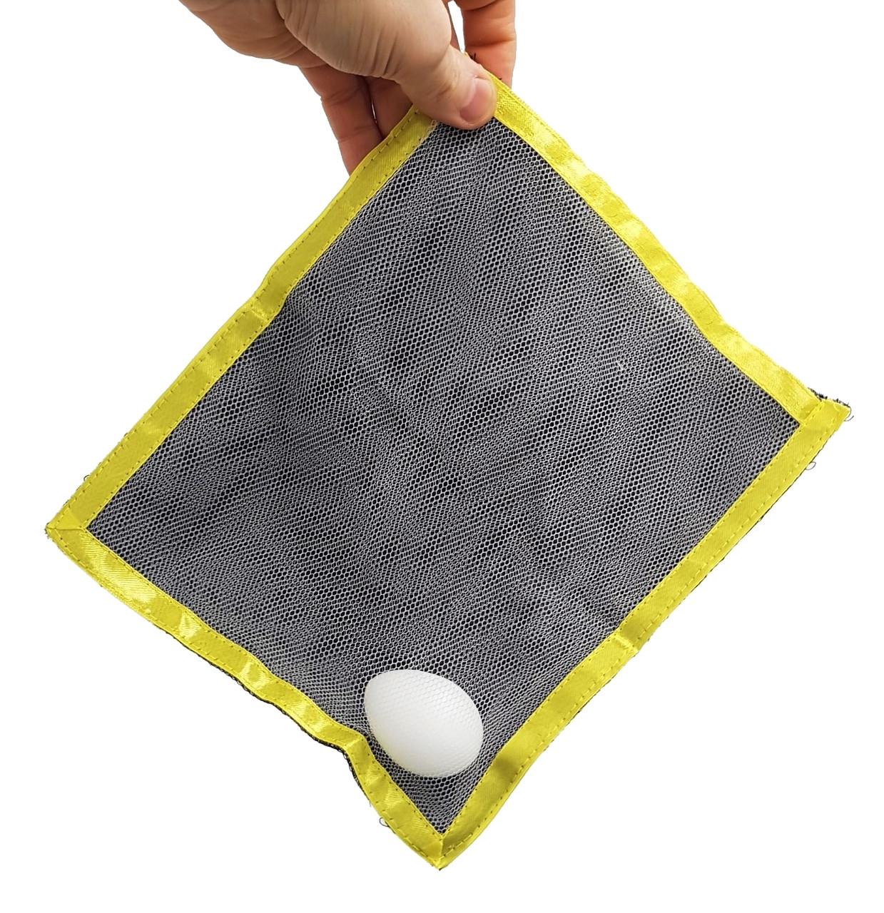 Ultimate Mesh Egg Bag  Magic Trick Easter Gospel