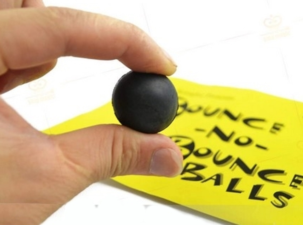Bounce No Bounce Ball Magic Trick