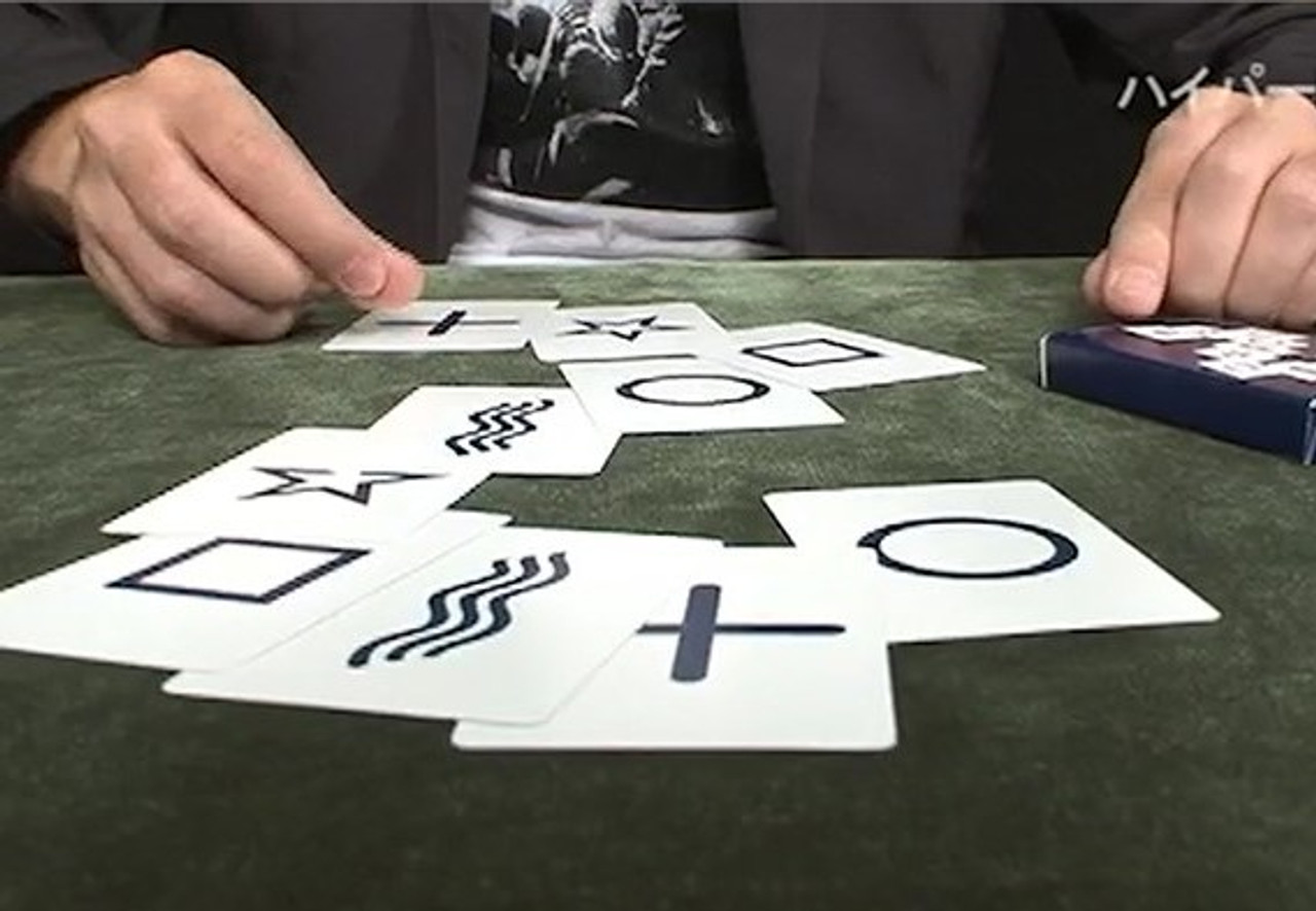 Tenyo Hyper ESP Cards Deck Magic Trick Gospel