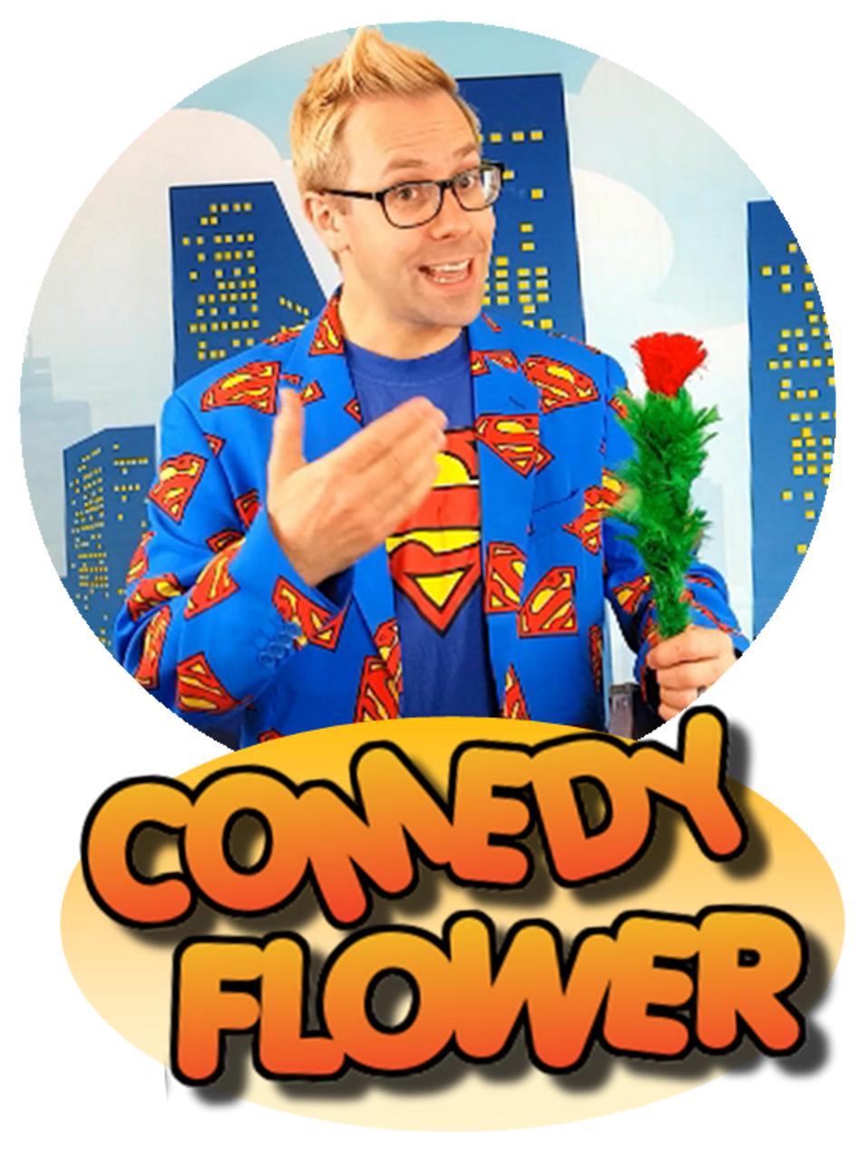 Blooming Blossom Magic Trick Gospel Flower Comedy