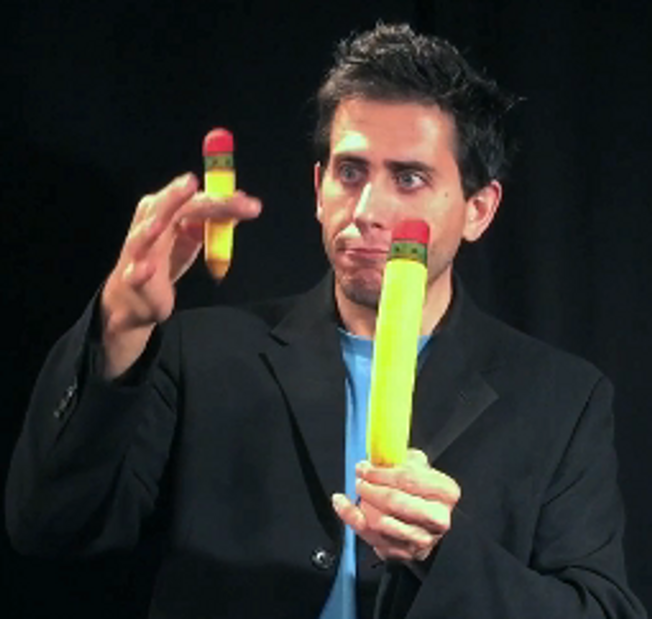 Multiplying Sponge Pencils Magic Trick Difatta Gospel