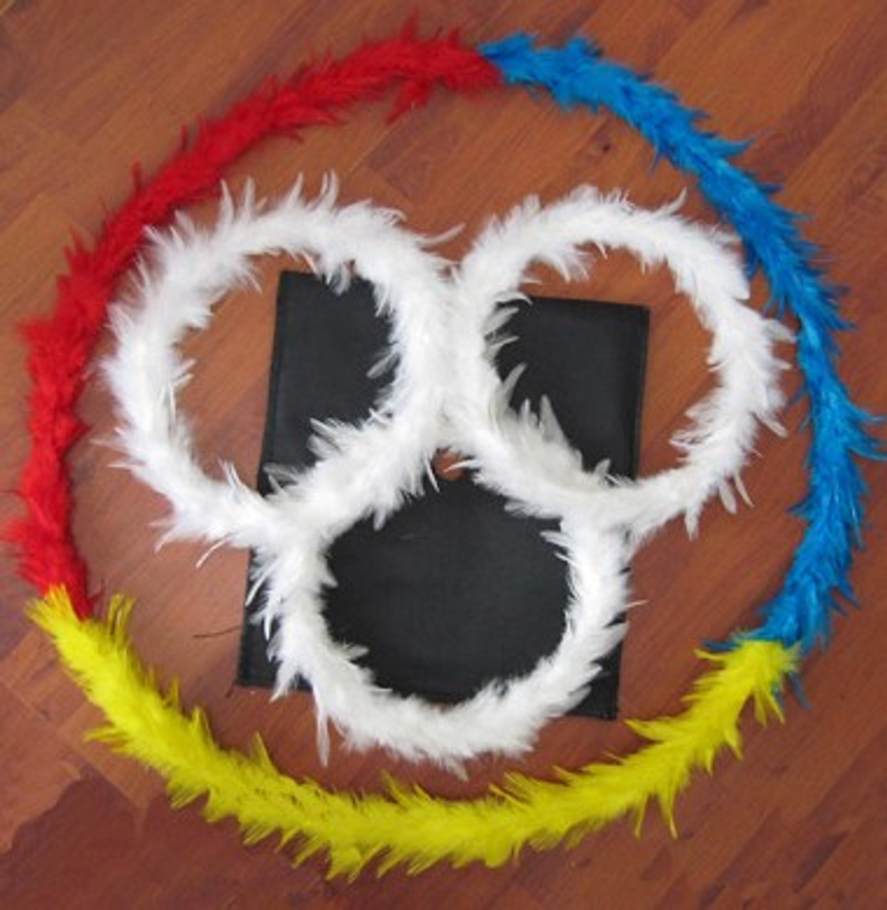 Colour Changing Wreaths Magic Trick Gospel Kids