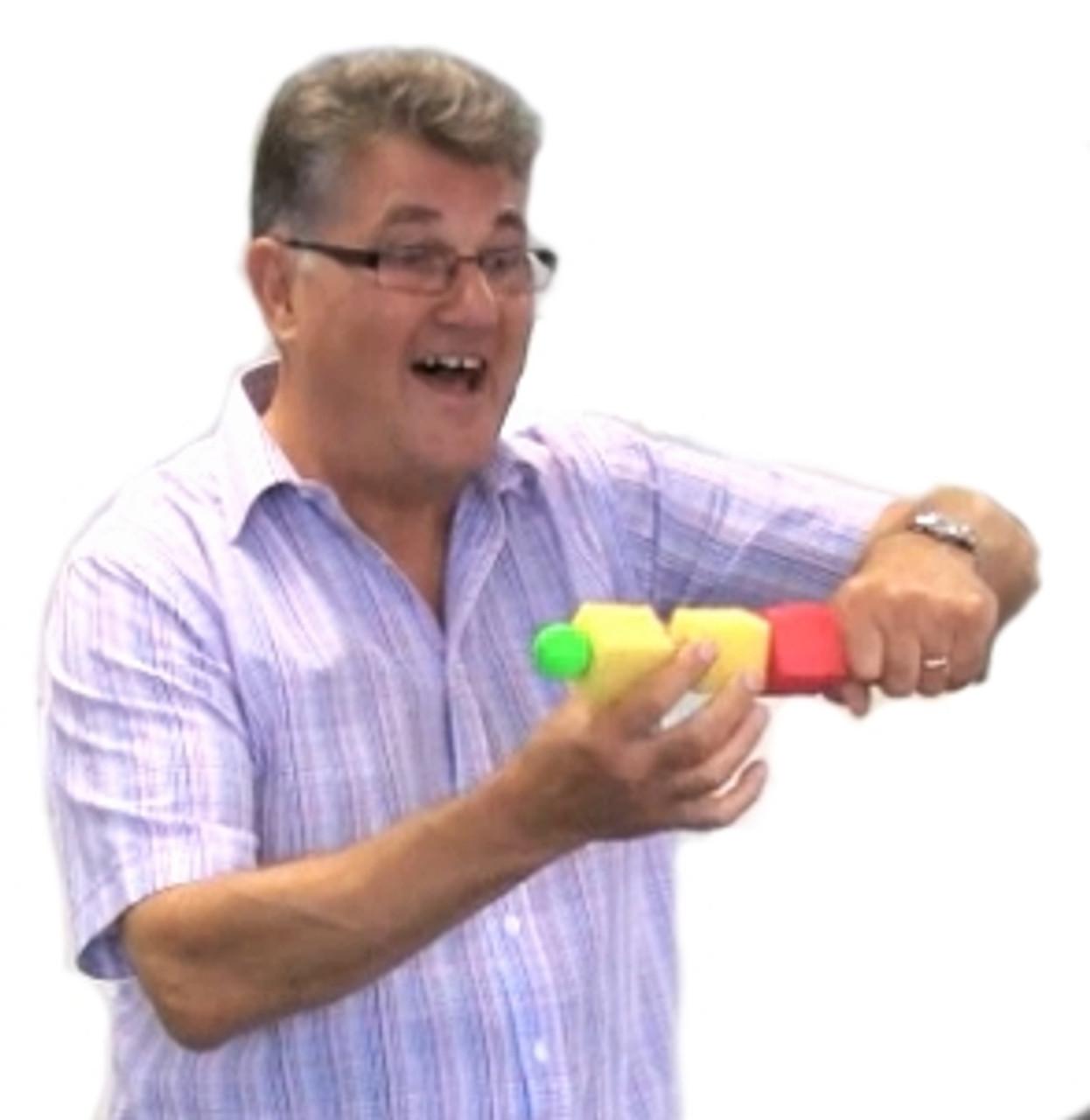 Adair's Confusing Jumping Cube Magic Trick Gospel Kids