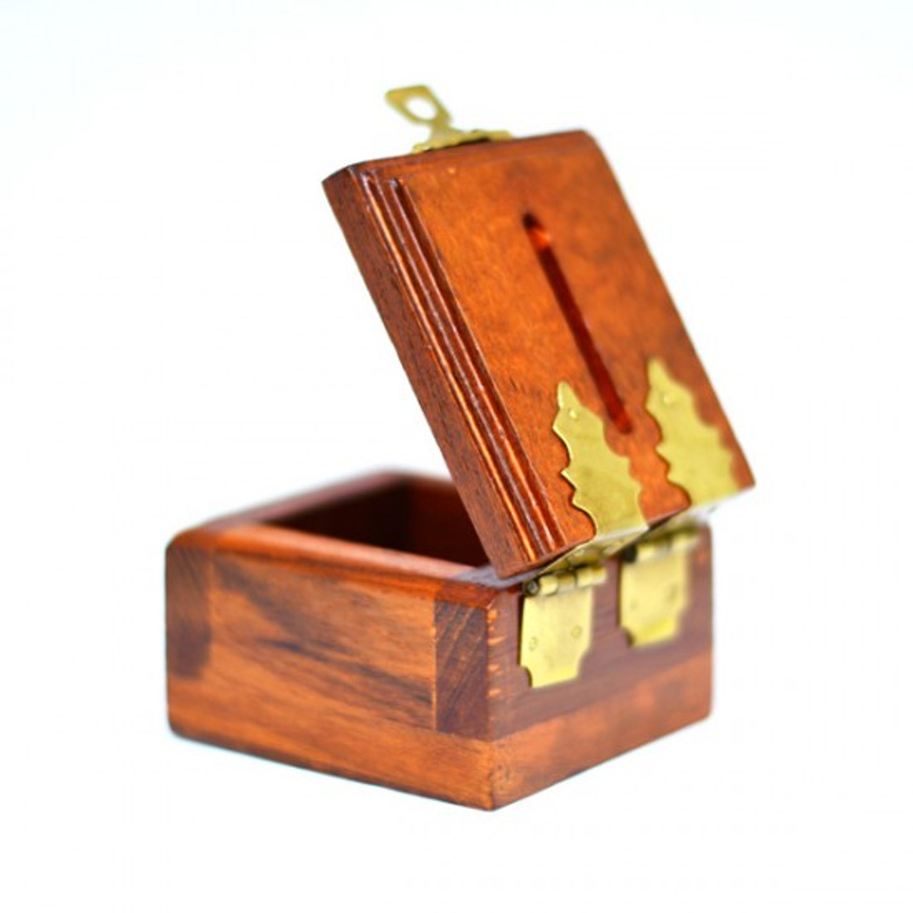 Ching Ling Coin Box Magic Trick Money Gospel