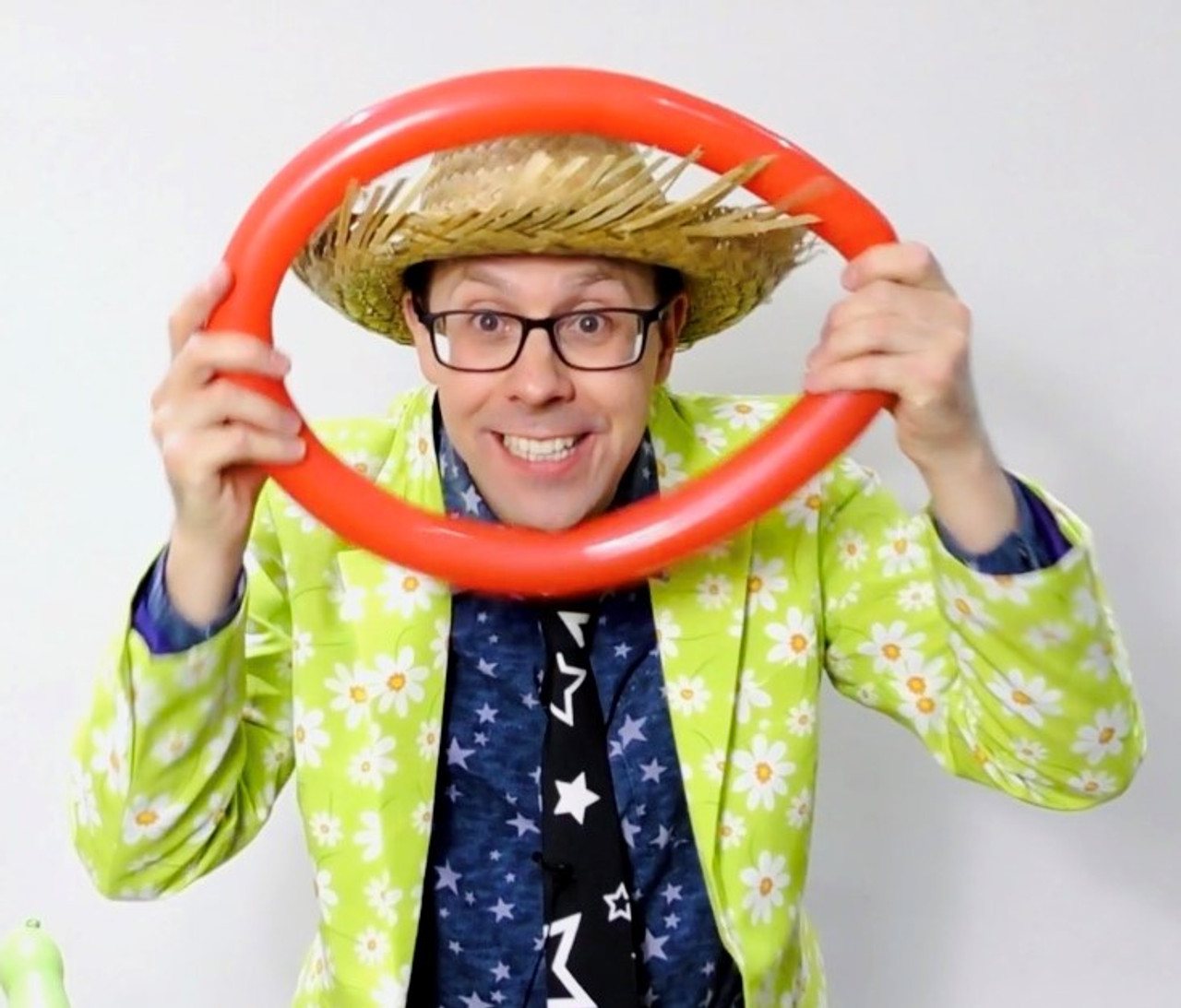 Magic Hatter Comedy Magic Show Children York Funny Tricks