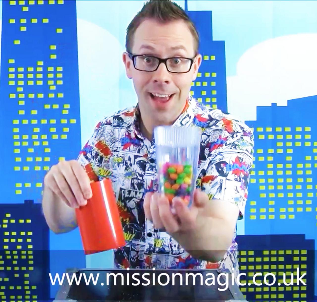 Candy Factor Magic Trick Difatta Gospel Children Church Party
