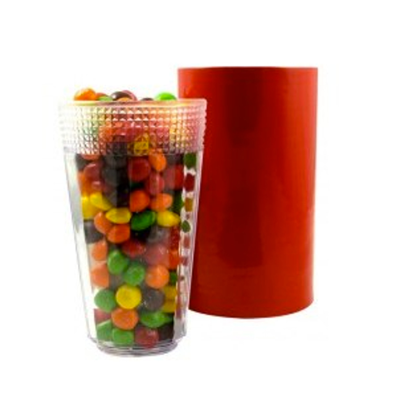 NEW - Candy Factory - A Glass of Milk Instantly Fills with Sweets - New Creation in Christ - God Changes Us