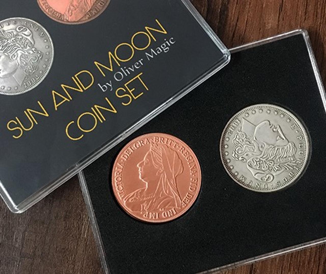 Sun & Moon Coin Magic Trick Gospel